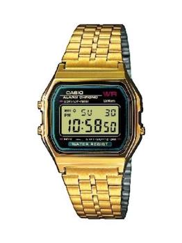 Casio Collection Herren-Armbanduhr Digital Quarz A159WGEA-1EF -