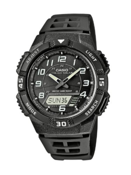 Casio Herren-Armbanduhr Analog - Digital Quarz Resin AQ-S800W-1BVEF -