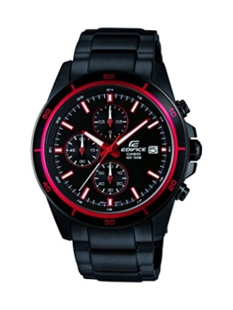 Casio Herren Armbanduhr Sports Analog - Digital Quarz Schwarz Resin Aqs810W-1A2Vef -