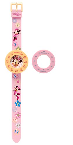 Disney Kinder-Armbanduhr Analog Quarz MIN24 -