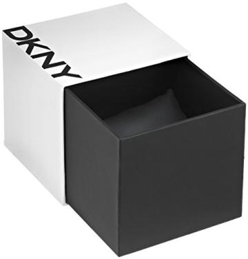 DKNY Damen-Armbanduhr Analog Quarz Keramik NY4912 -