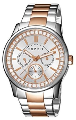 Esprit Damen-Armbanduhr Woman ES105442009 Analog Quarz -