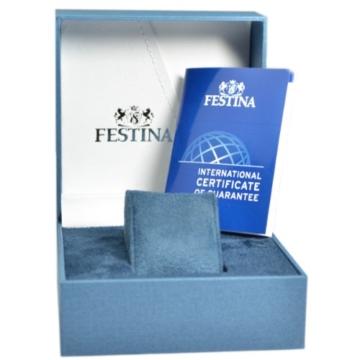 Festina Herren-Armbanduhr XL Chronograph Plastik 16600/8 -
