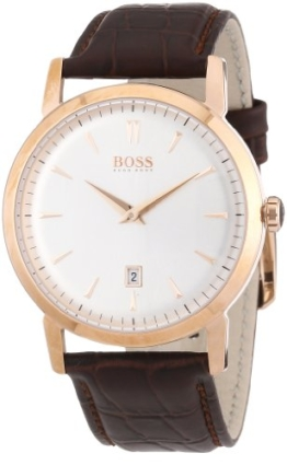 Hugo Boss Herren-Armbanduhr Analog Quarz 1512634 -