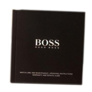 Hugo Boss Herren Men's Chronograph Analog Sportart Quartz Reloj 1513340 -