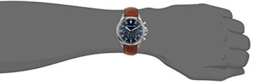 Michael Kors Herren-Armbanduhr Chronograph Quarz Leder MK8362 -