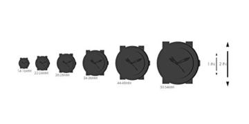 Skagen Damen-Uhren 358SSSD -