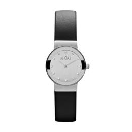 Skagen Damen-Uhren 358XSSLBC -