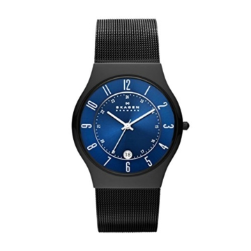 Skagen Herren-Uhren T233XLTMN -