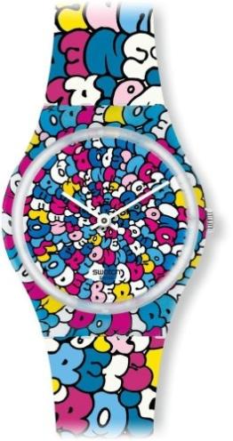 Swatch Kinder-Armbanduhr Love Song kidrobot GE232 -