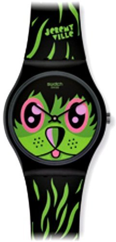 Swatch Kinder-Armbanduhr The so far away kidrobot GB252 -