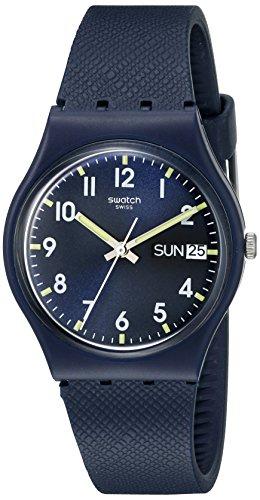 Swatch-Unisex-Armbanduhr-GN718 -