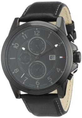 Tommy Hilfiger Herren-Armbanduhr Sport Luxury Analog Quarz 1710295 -