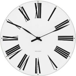 Rosendahl - 43642 - Wanduhr - Arne Jacobsen - Roman (29cm) - 1