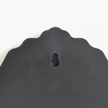 Alessi SJ01 Wanduhr, Weissblech, Mehrfarbig, 23 x 30 cm - 7