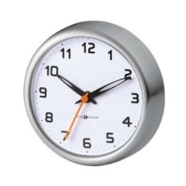 mDesign Badezimmer Uhr mit Saugnapf - Duschuhr zum einfachen Aufhängen - wasserfest & perfekte Haftung - 1
