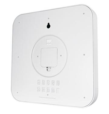Sigel WU140 moderne, große Design-Wanduhr, Modell inu, weiß, 35x35 cm, reddot design award 2014 Gewinner - 10