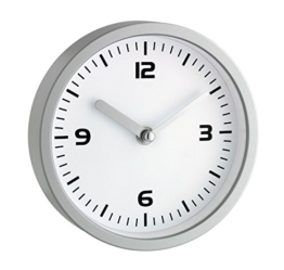 TFA 60.3012 Badezimmeruhr Quarzuhr,4 große Saugnäpfe - Befestigung - 1