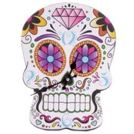 Bilderuhr Day Of The Dead In Skull Form - 1