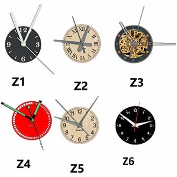 EVEVO Vespa Wanduhr Vinyl Schallplatte Retro-Uhr groß Uhren Style Raum Home Dekorationen Tolles Geschenk Wanduhr Vespa - 6