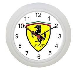 Ferrari Logo Wanduhr - 1