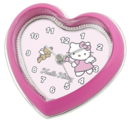 Joy Toy Hello Kitty Mädchenuhr 25203 - 1