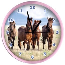 Pferde Wanduhr - 1