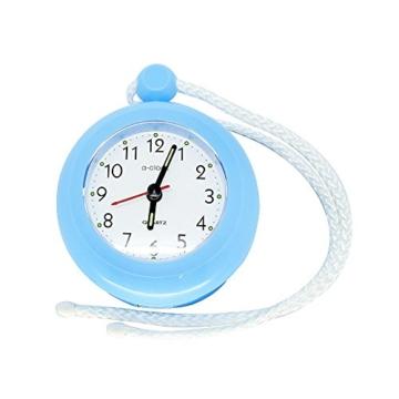 UPIT Wasserdichte Uhr mit Schnur, 12x 4x 14,5cm blau - 1
