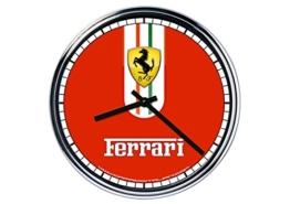 Wanduhr Mit Ferrari - 1