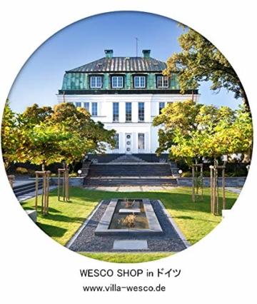 Wesco 322 401-23 Küchenuhr Classic Line mandel - 9
