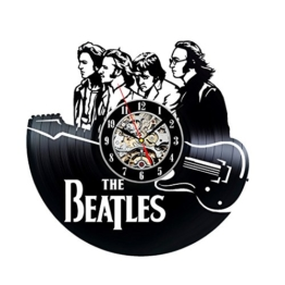 Beatles-Fans Vinyl-Taktgeber-Wand-Dekoration-Geschenk - 1