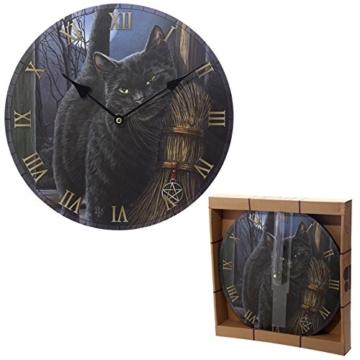 Bilderuhr Magische Katze Lisa Parker - 1