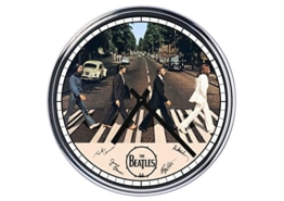 Wanduhr Mit The Beatles 3 - 1
