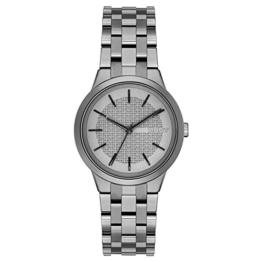DKNY Damen Analog Quarz Uhr mit Edelstahl Armband NY2384 - 1