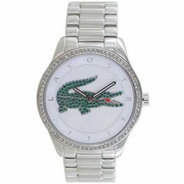Lacoste Damen Analog Quarz Uhr 2000889 - 1