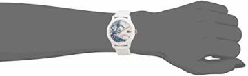 Lacoste Damen Analog Quarz Uhr mit Silikon Armband 2001085 - 6